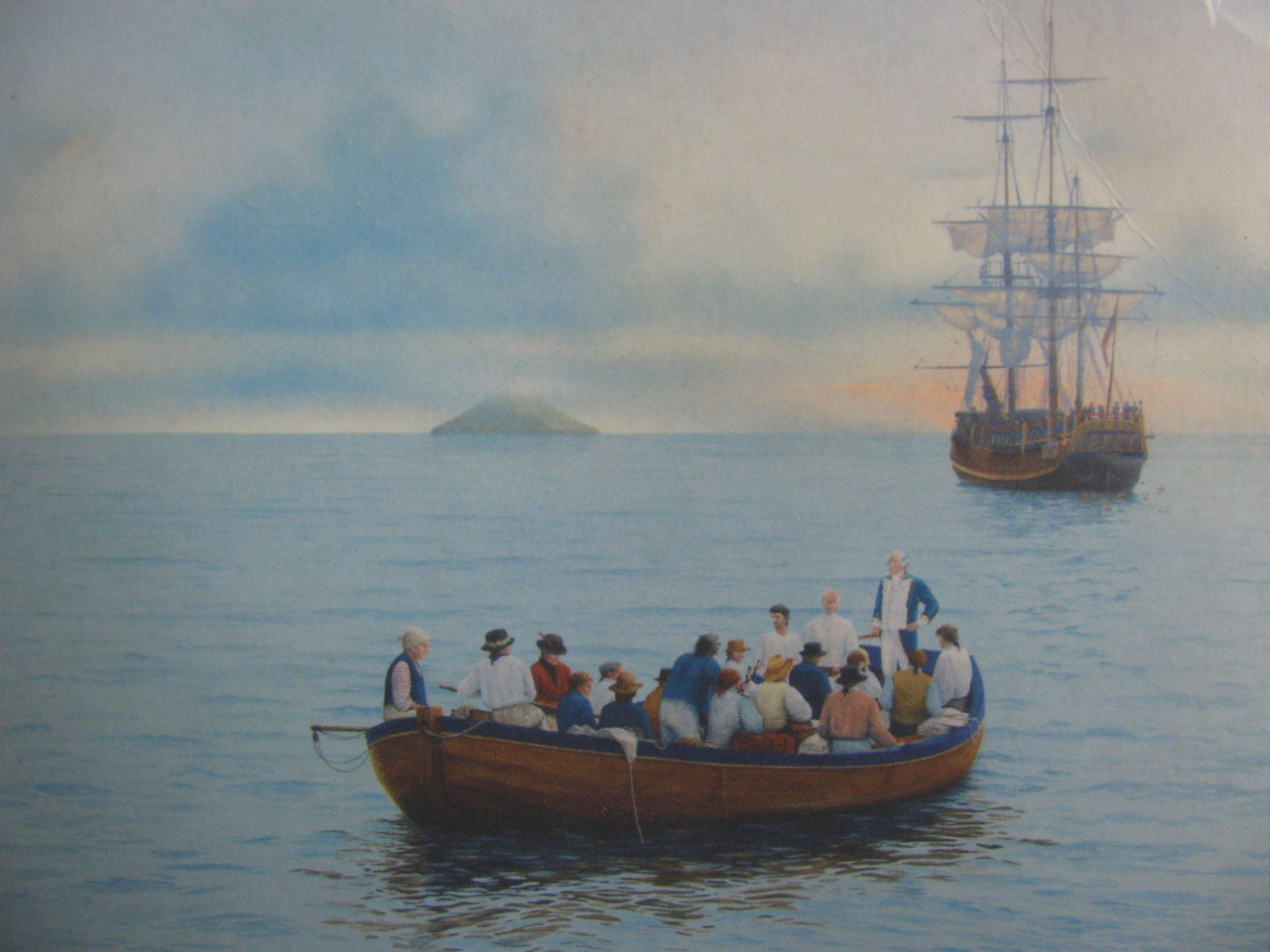 Meuterei auf der Bounty 28. April 1789